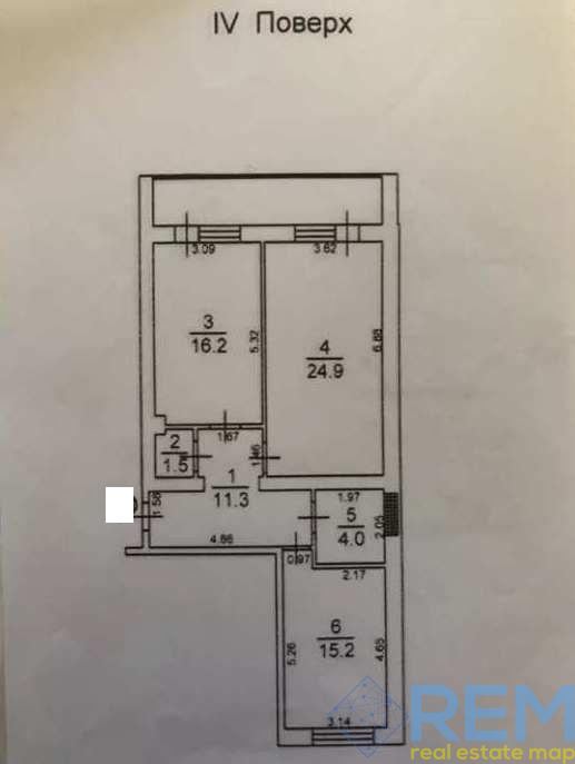 продажа двухкомнатной квартиры номер A-138005 в Киевском районе, фото номер 8